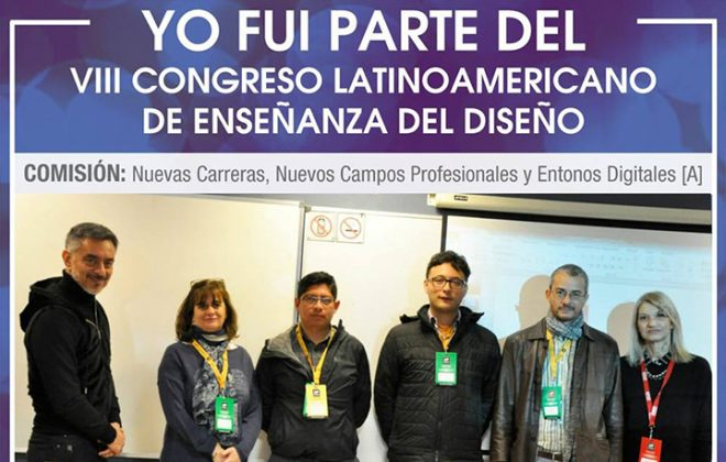 Congreso enseñanza del diseño
