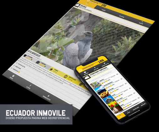 Ecuador inmovile